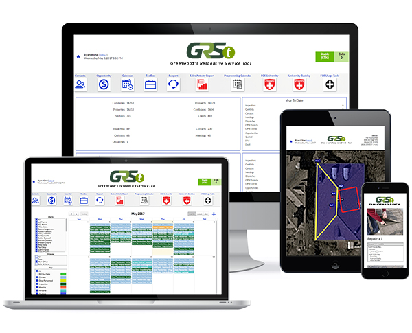 GRS Responsive Service Tool