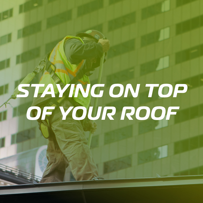 Staying On Top of Roofing Maintenance
