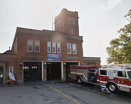 Haverhill Fire Station