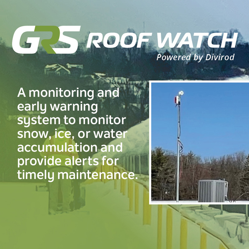 Greenwood Roof Services Roof Watch Powered by Divirod